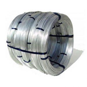 Rollo de alambre galvanizado en kilo