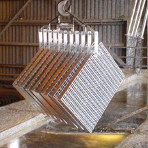 La rejacom de acero galvanizado en caliente brinda mayor resistencia a la oxidación en ambientes dificiles