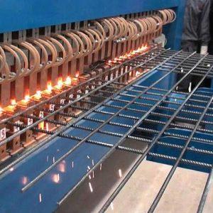 Maquina de malla electrosoldada para fabricar reja de acero en mexico