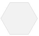 Malla hércules color blanco que brinda mayor protección perimetral para cerramientos
