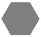 Reja de acero galvanizada gris que brinda seguridad en perimetros exteriores