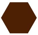 Reja de acero caffe para cerramiento perimetral recubierta en poliester termo endurecido