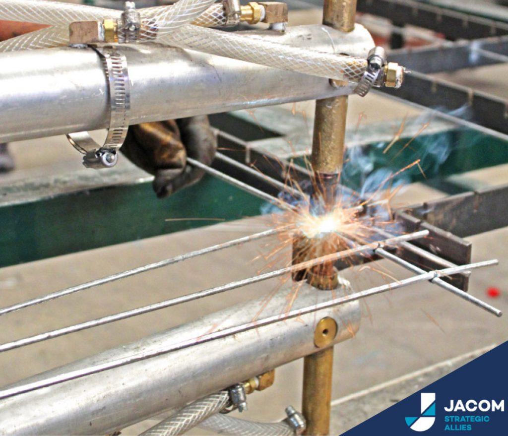 Maquina Punteadora | JACOM