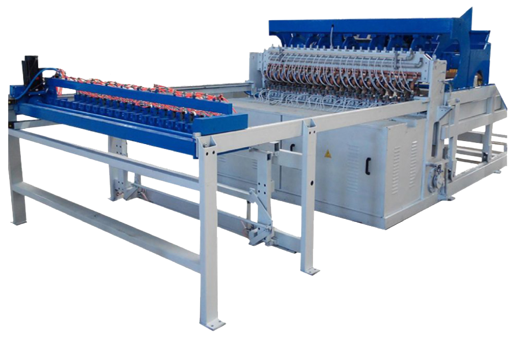 automatic electrowelded mesh machine